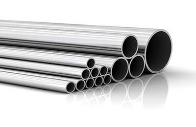 Black and Galvanized Pipe ERW